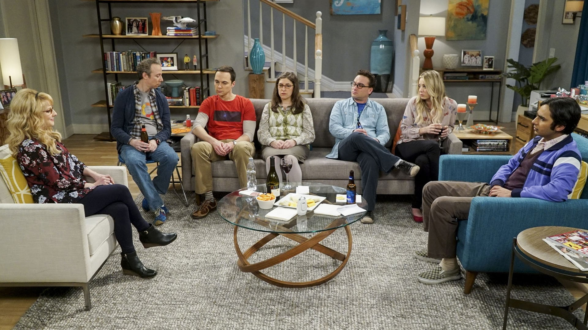 The Big Bang Theory Season 10 :Episode 17  The Comic-Con Conundrum
