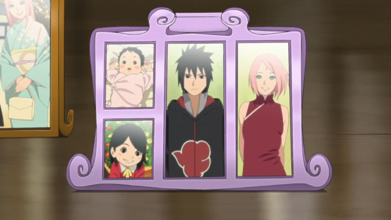 Boruto: Naruto Next Generations Season 1 :Episode 19  Sarada Uchiha