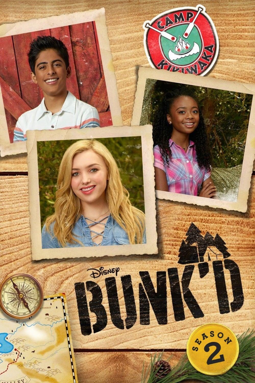 BUNK'D Season 2