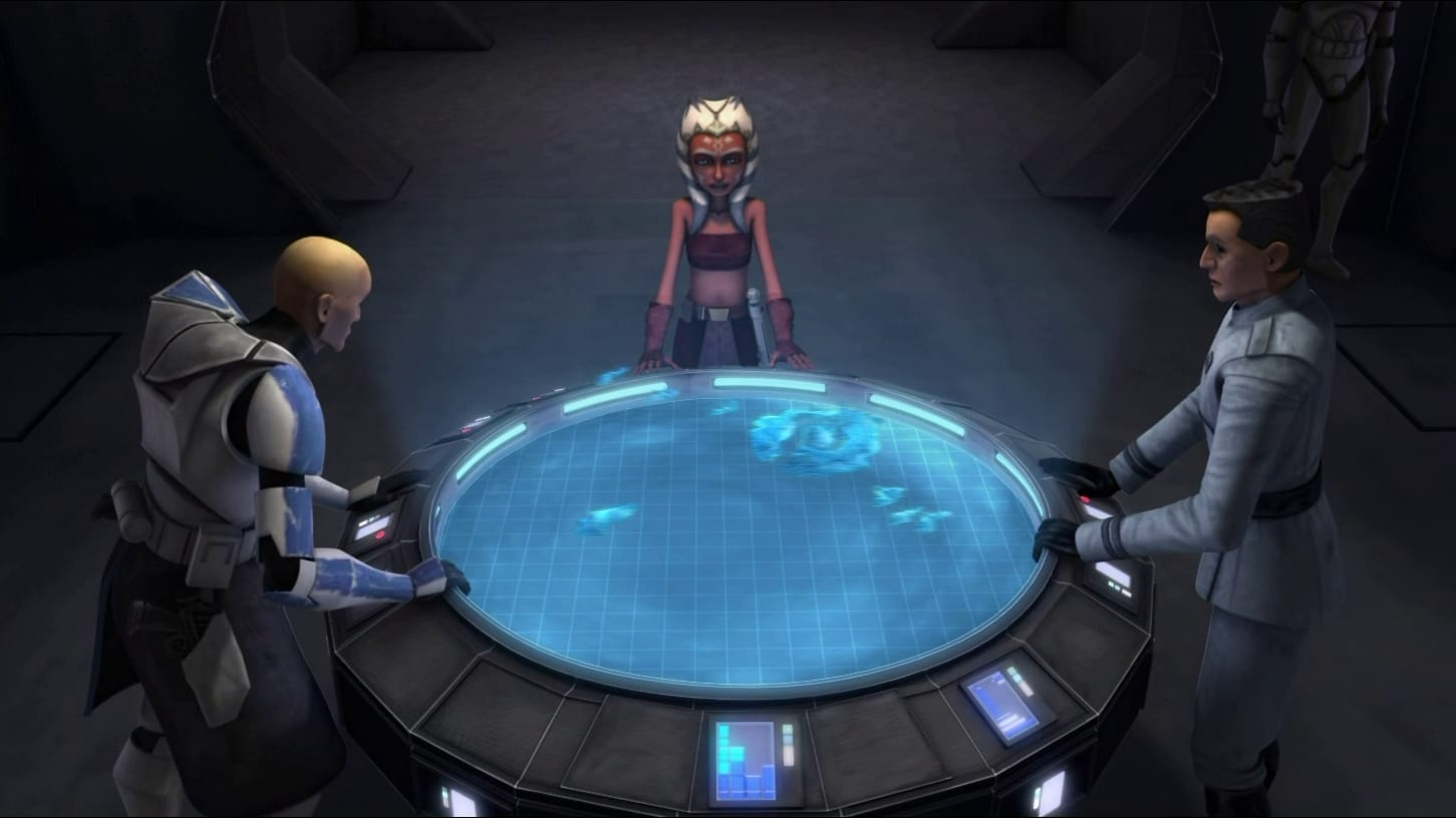 Star Wars: The Clone Wars - Season 1 Episode 19 : Storm Over Ryloth