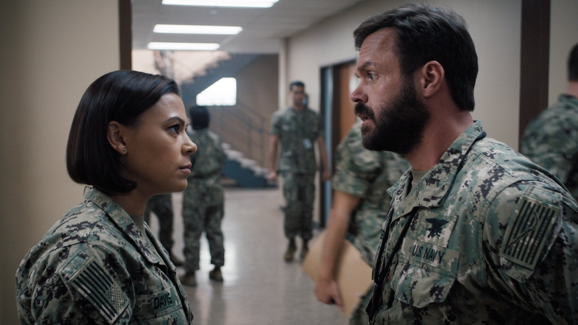 SEAL Team - Season 3 Episode 10 : Unbecoming an Officer