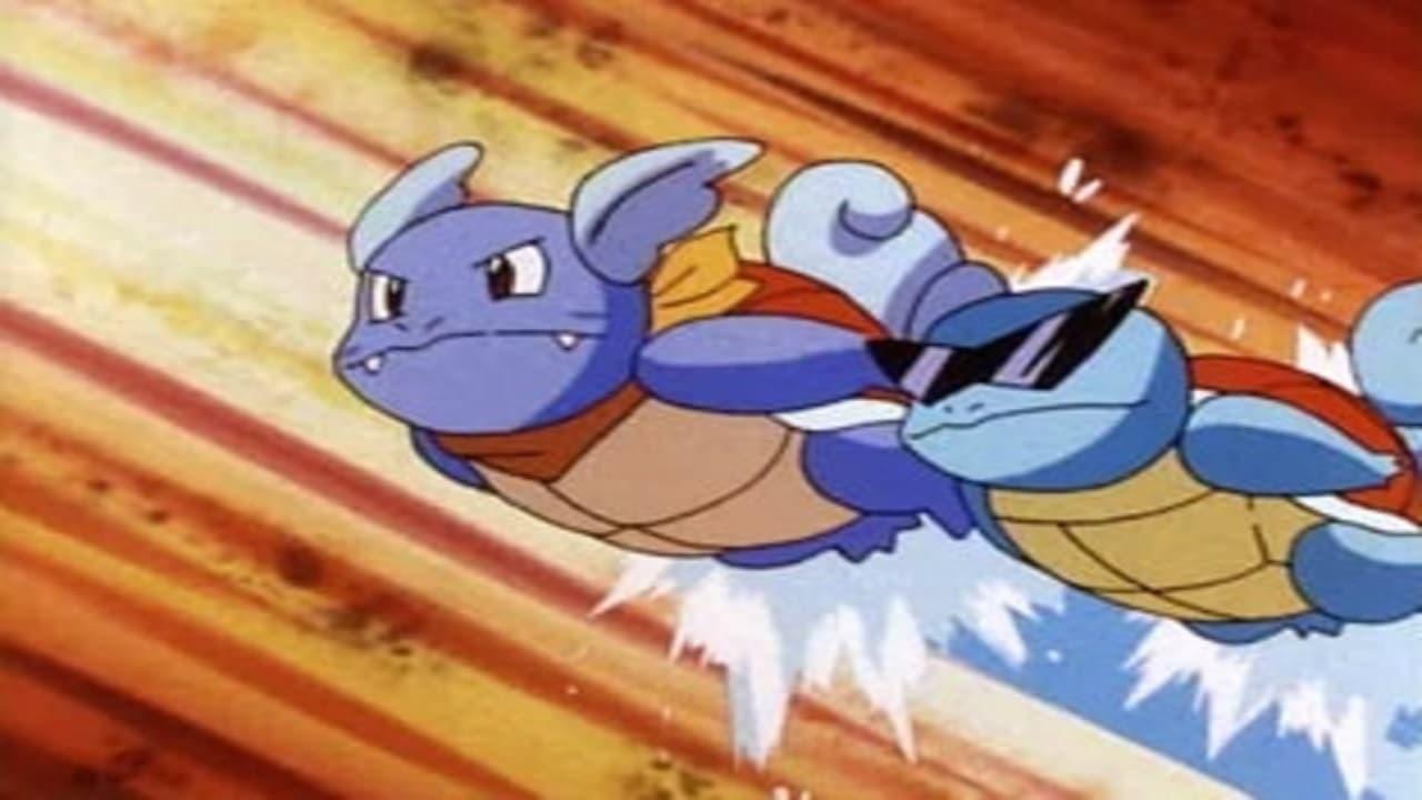 Pokémon Season 2 :Episode 26  The Pokémon Water War