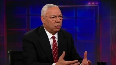Season 17 :Episode 112  Colin Powell