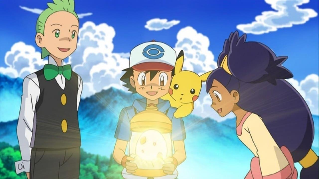 Pokémon Season 14 :Episode 17  Scraggy–Hatched to Be Wild!
