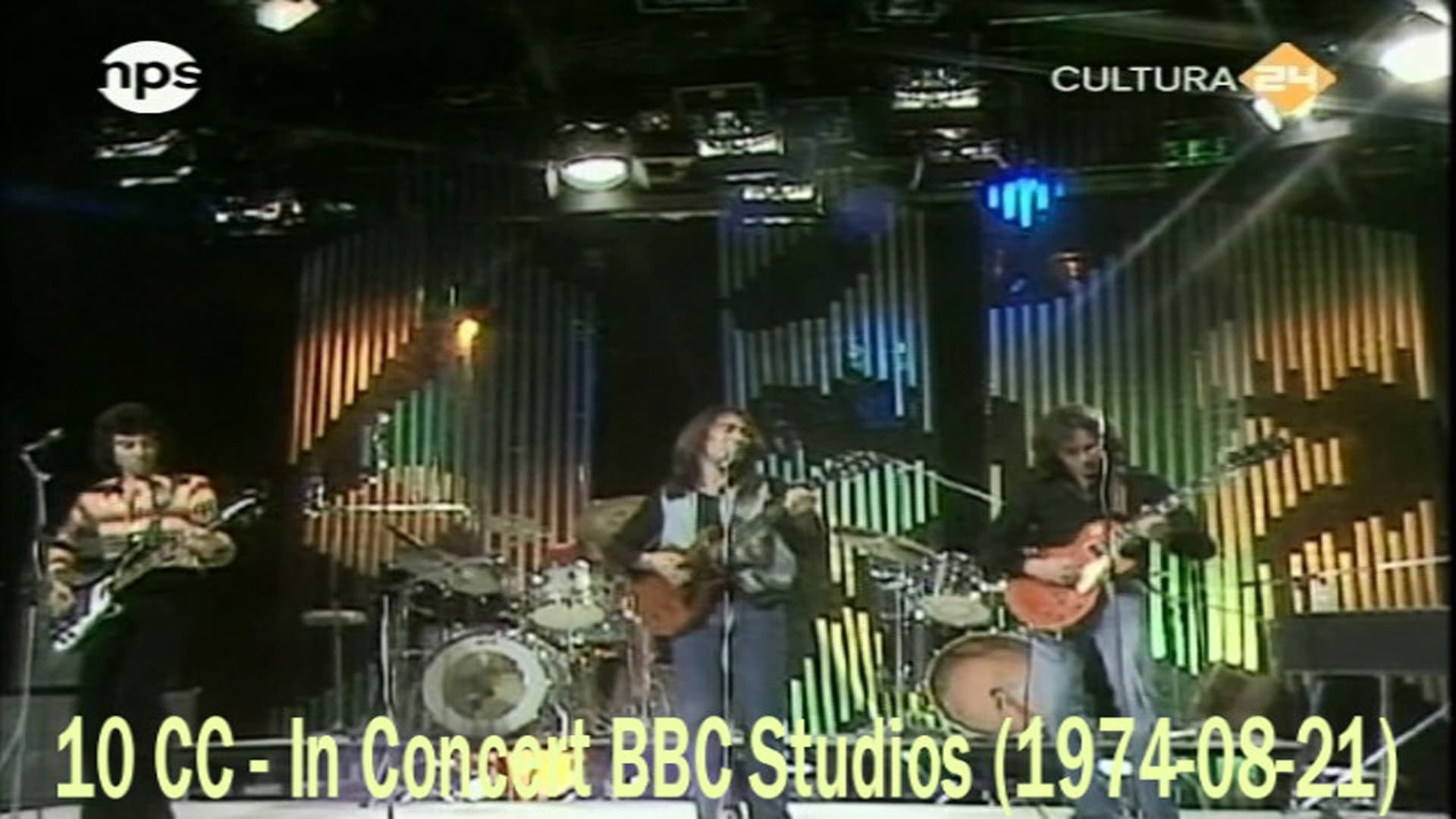 10 CC In Concert - London – BBC 1974