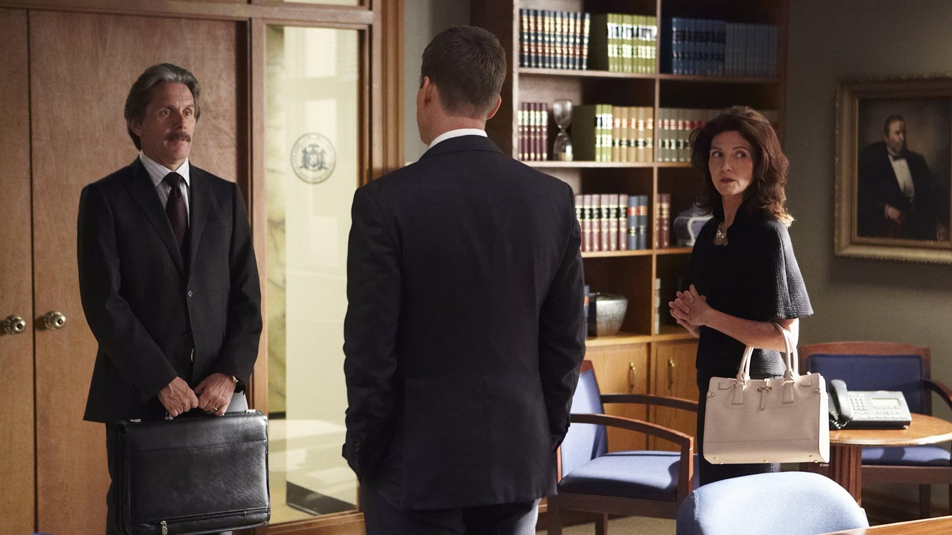 Suits - Season 3 Episode 8 : Endgame