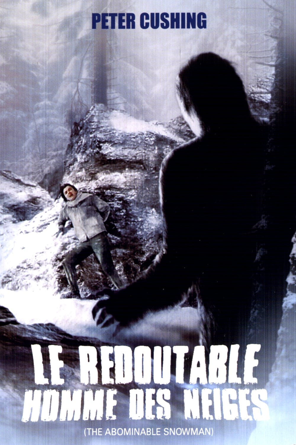 le redoutable homme des neiges 1957 film complet streaming vf. Black Bedroom Furniture Sets. Home Design Ideas