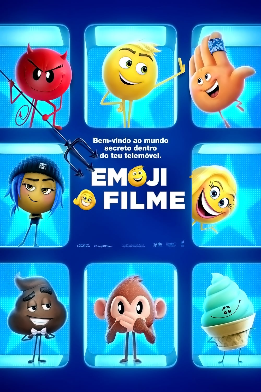 Эмоджи фильм (2017) смотреть на английском языке - English