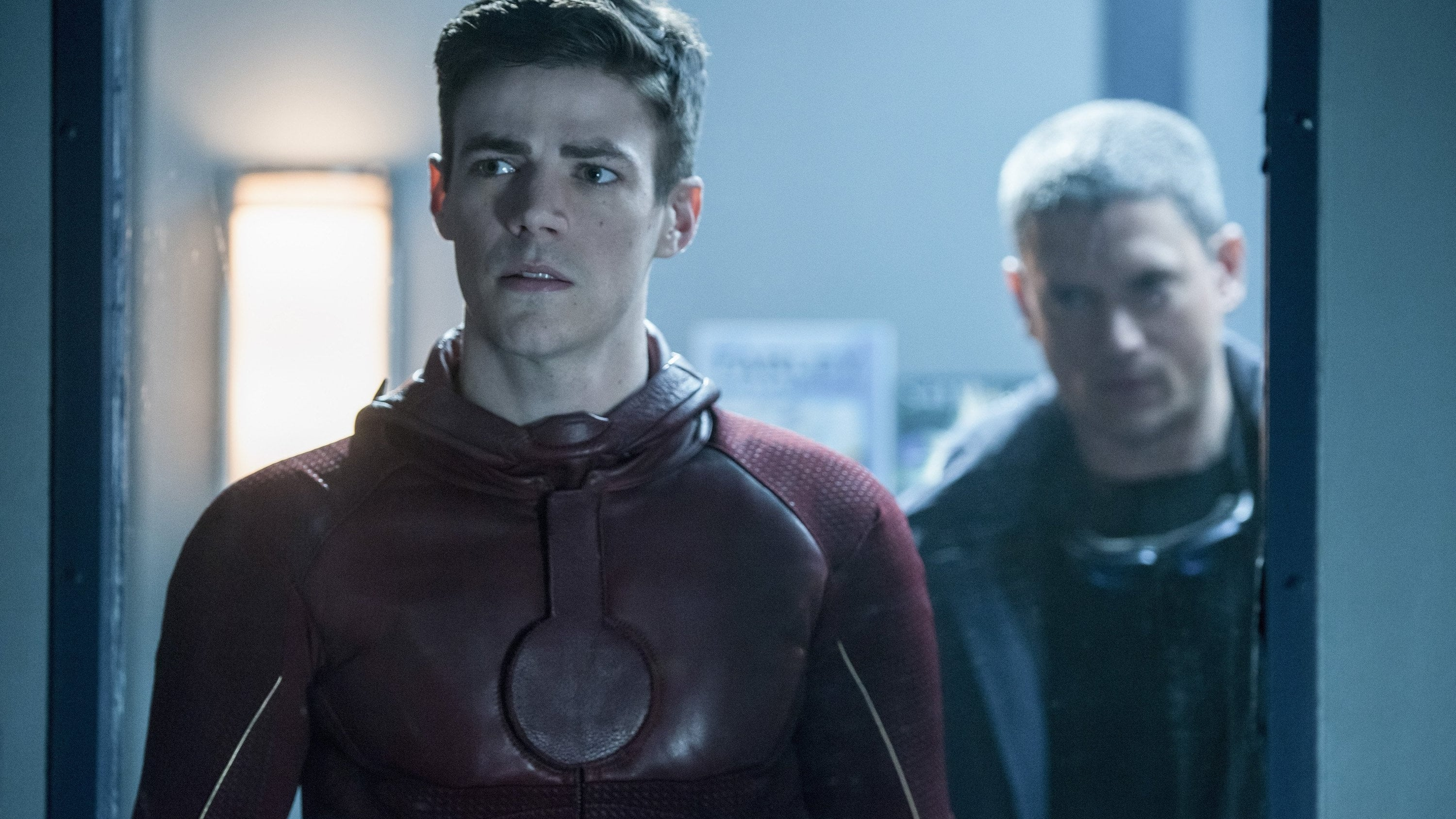 The Flash Season 3 :Episode 16  Into the Speed Force