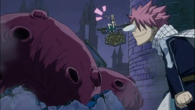 Fairy Tail Season 2 :Episode 40  The Great River of Stars is for Pride!