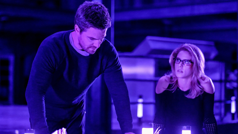 Arrow Season 5 :Episode 20  Im Untergrund