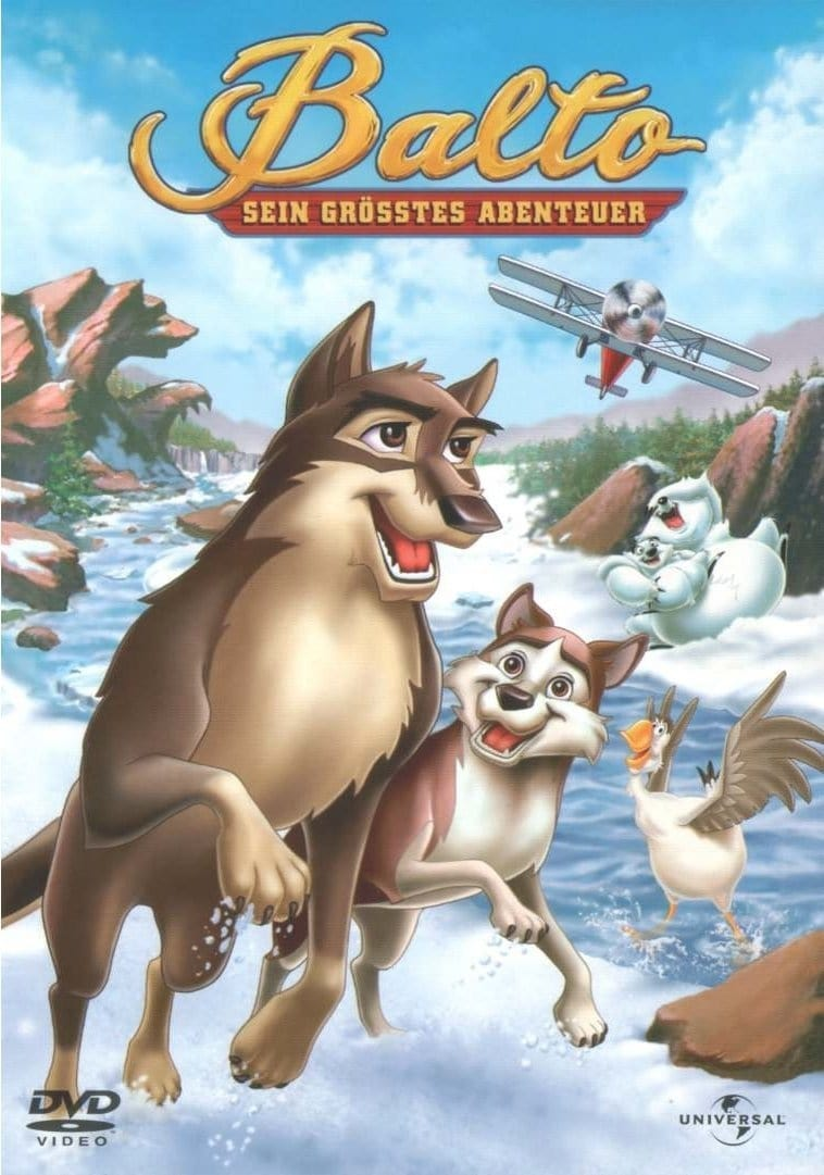 Balto II Poszukiwania / Balto II: Wolf Quest (2002) Lektor pl