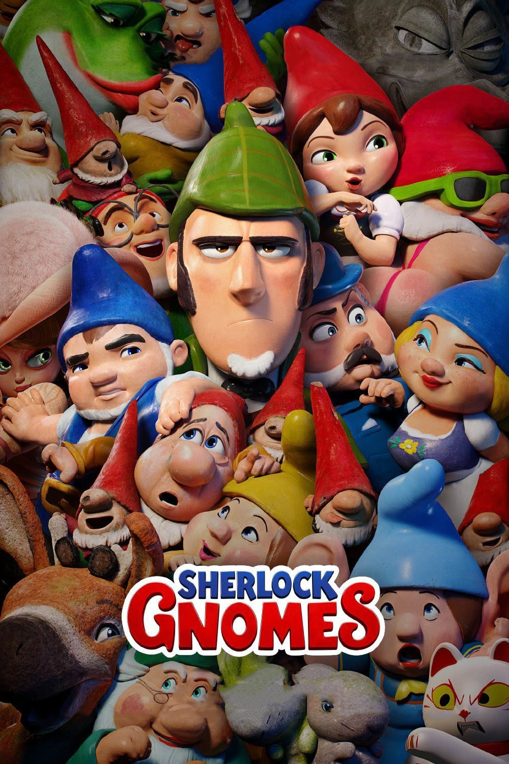 image for Sherlock Gnomes