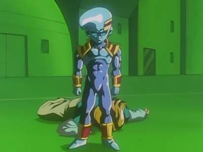 Dragon Ball GT Season 1 :Episode 25  Oh no!! Bebi Has Appeared on Earth