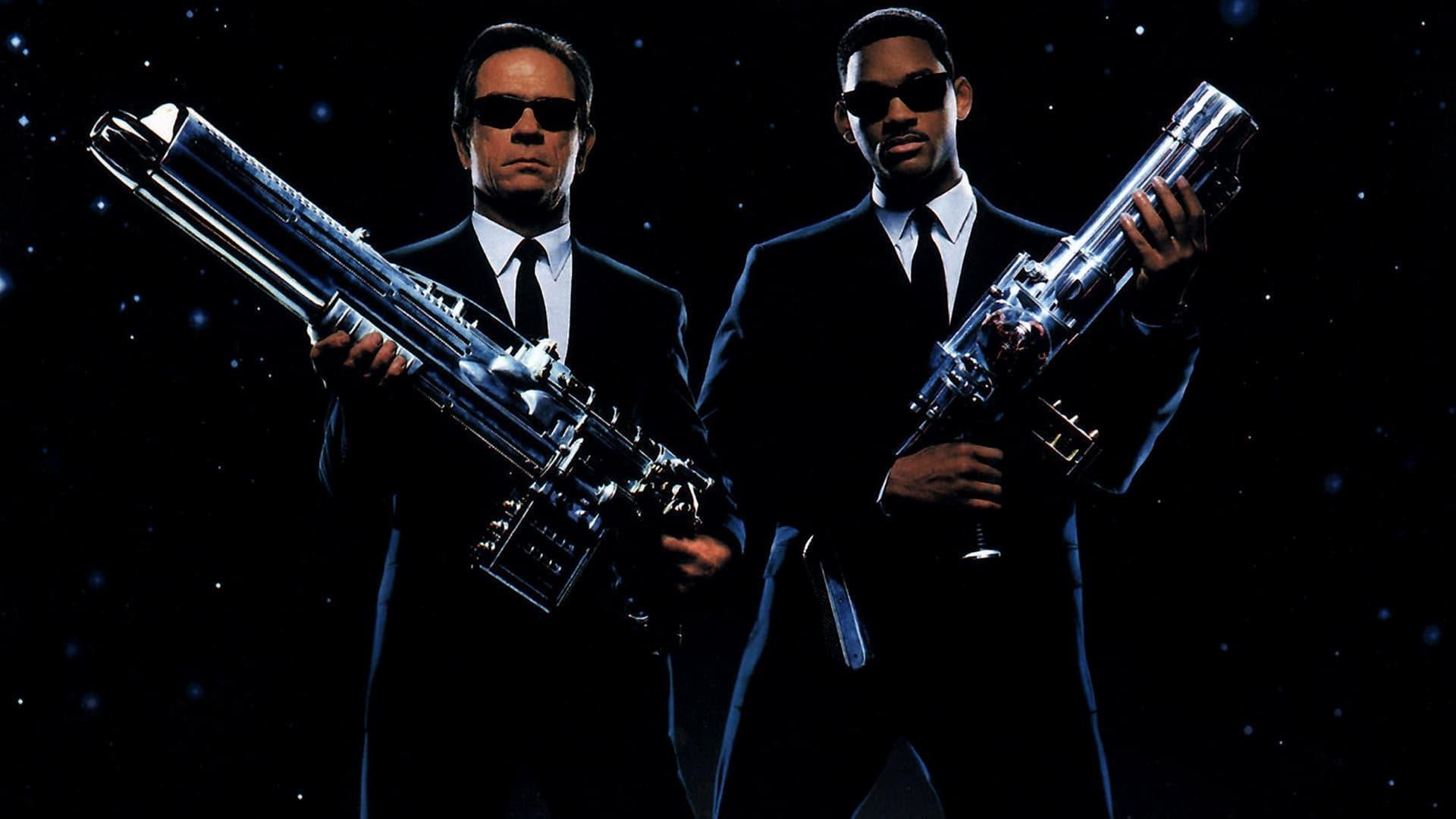 Contraportada Men in Black 3