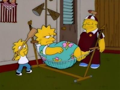 The Simpsons Season 9 :Episode 17  Lisa the Simpson
