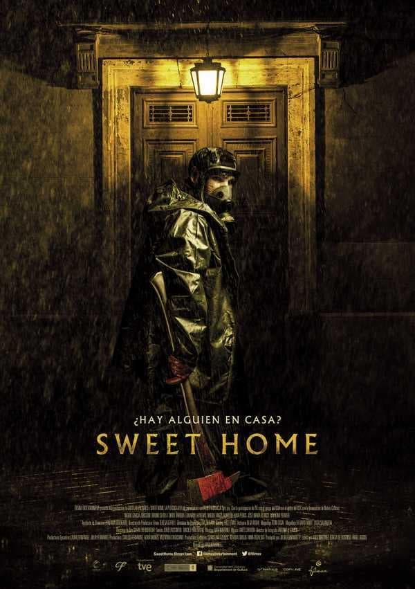 Póster Sweet Home