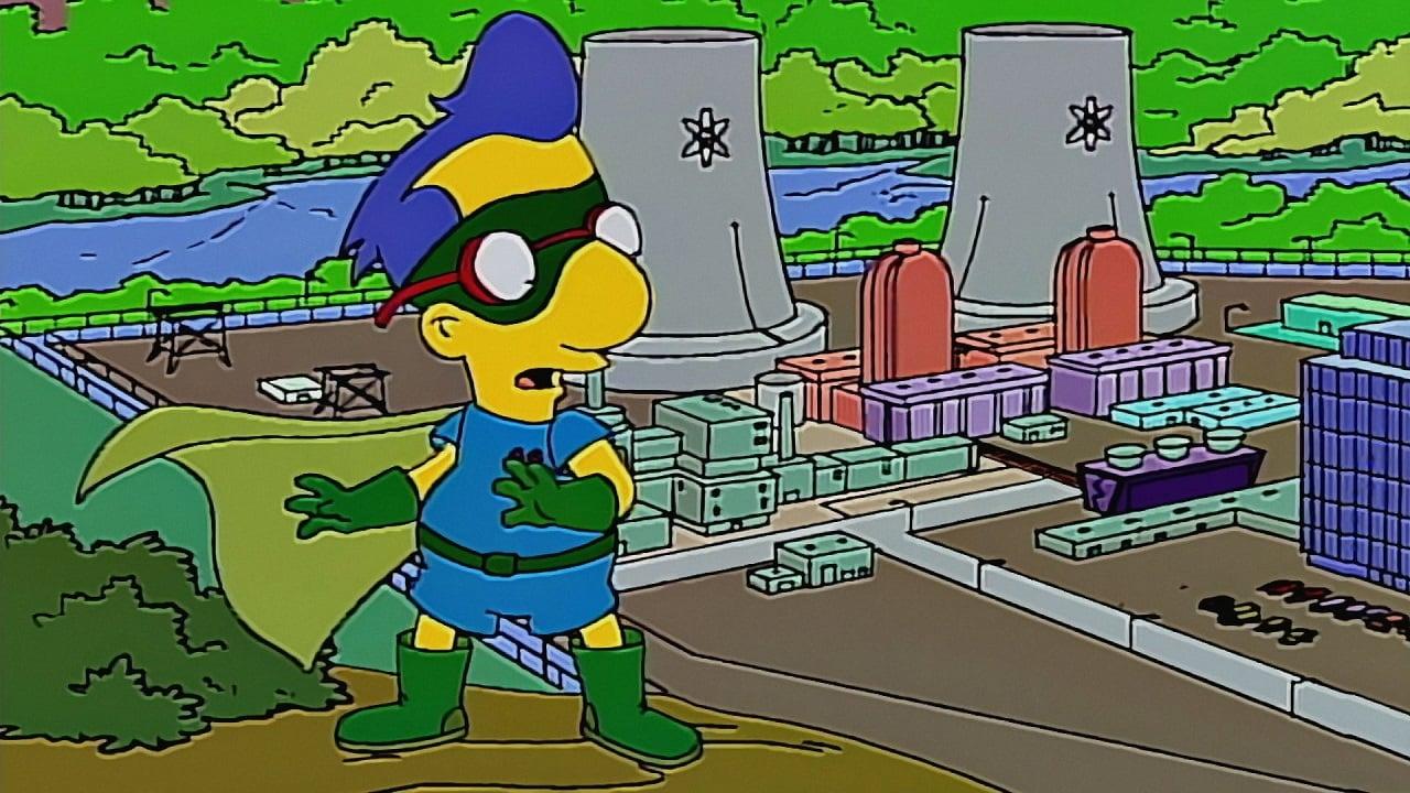 The Simpsons Season 7 :Episode 2  Radioactive Man