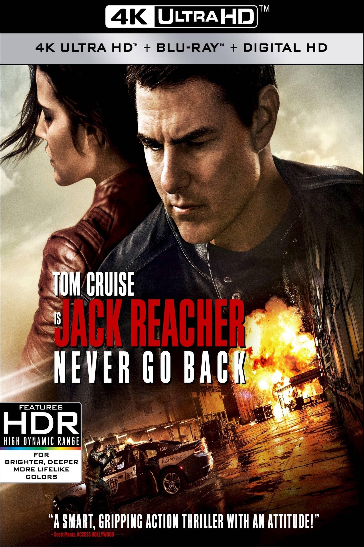 Jack Reacher: Never Go Back (2016) Gratis Films Kijken Met ...