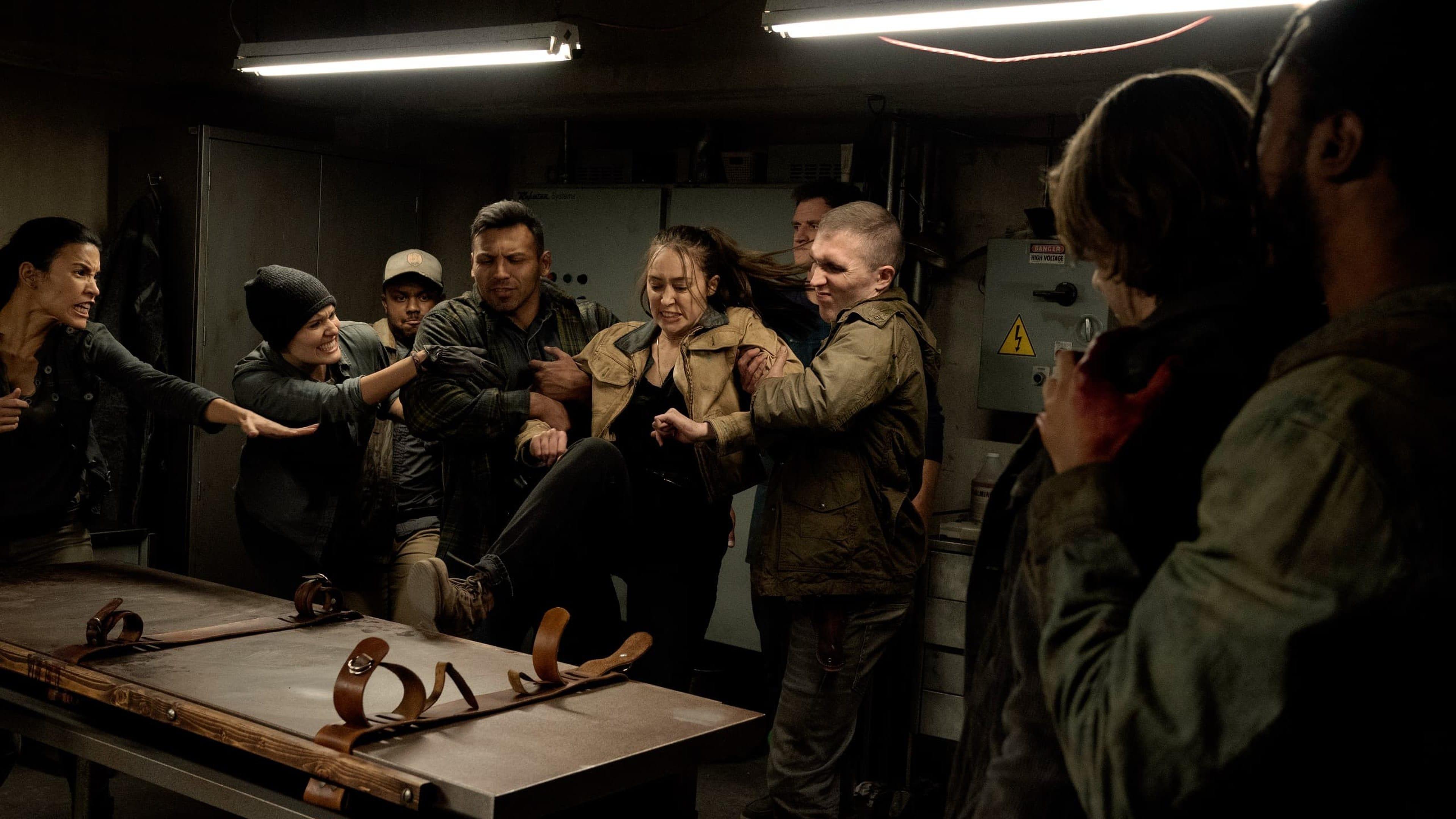 Fear the Walking Dead - Season 6 Episode 11 : The Holding