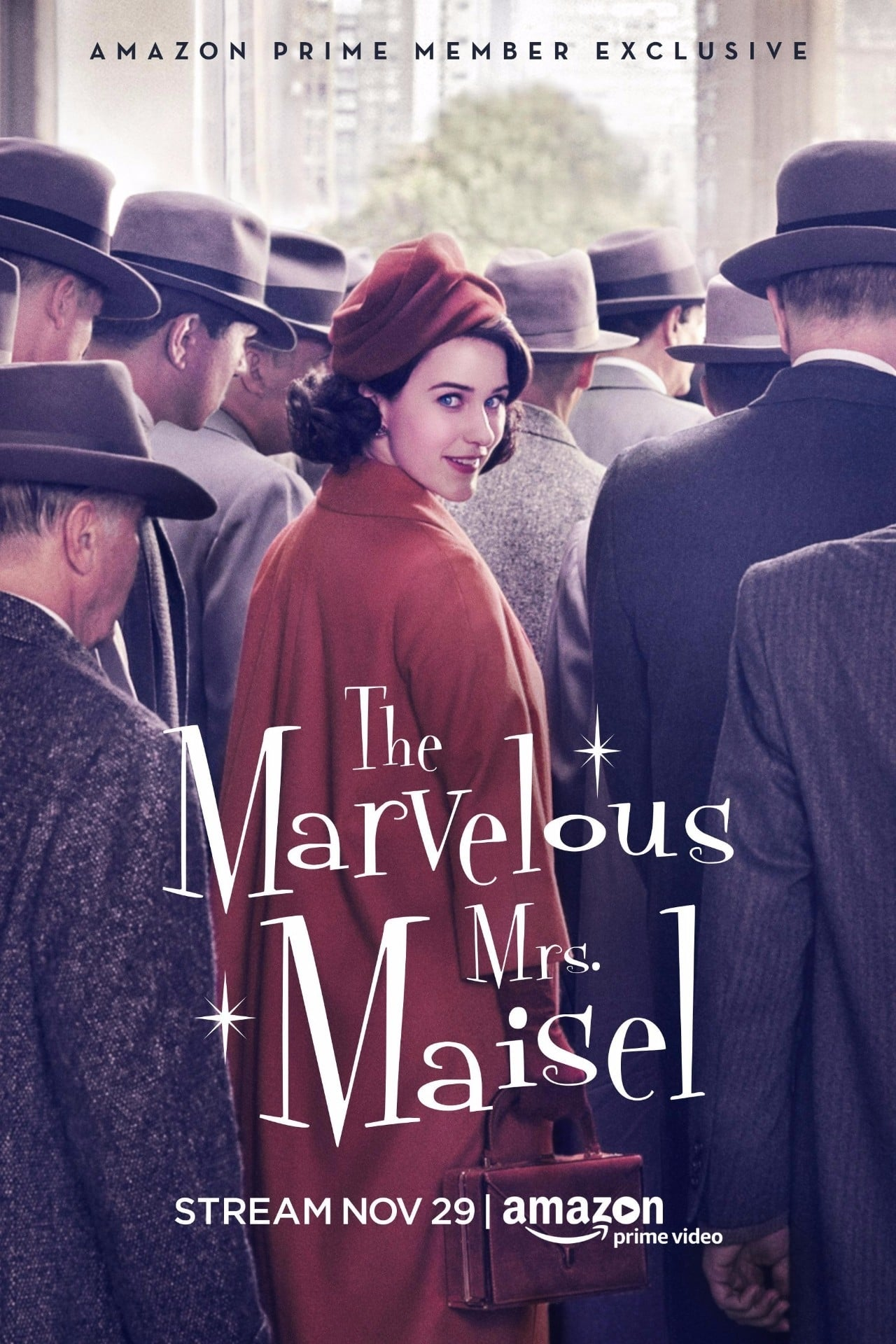 Descargar The Marvelous Mrs. Maisel