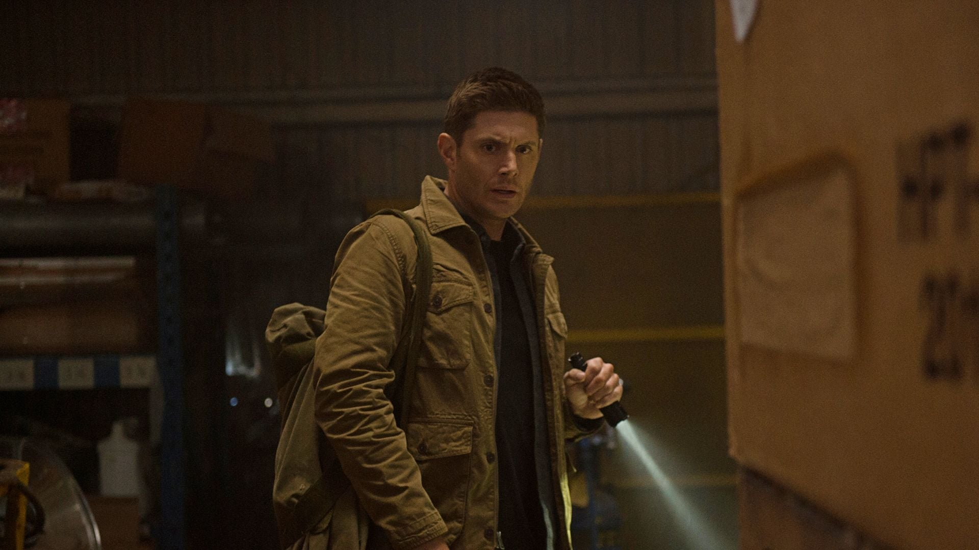 Supernatural Season 14 :Episode 9  The Spear