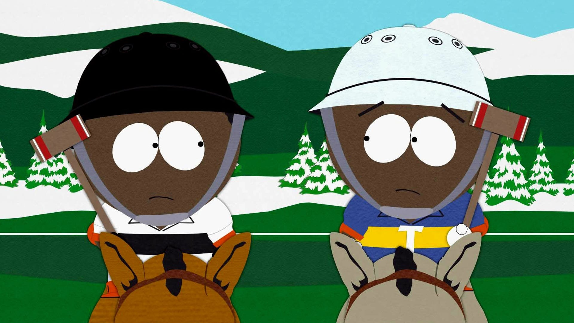 South Park Season 5 :Episode 12  Here Comes the Neighborhood