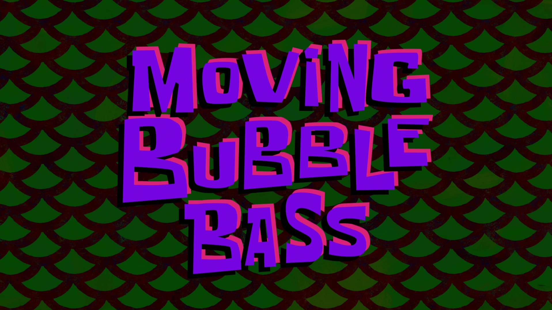 SpongeBob SquarePants - Season 11 Episode 27 : Moving Bubble Bass