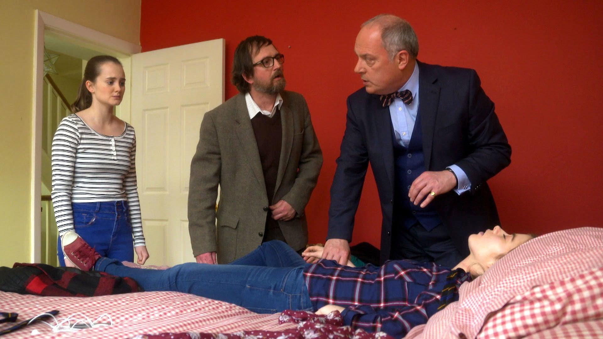 Doctors Season 18 :Episode 54  Skydayze