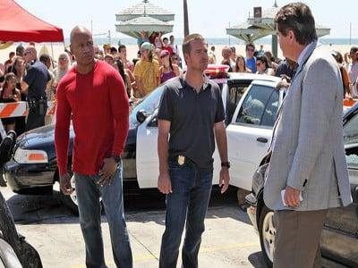 NCIS: Los Angeles Season 2 :Episode 1  Human Traffic