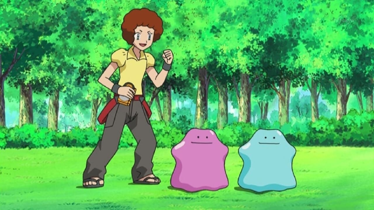 Pokémon Season 13 :Episode 16  Dealing with a Fierce Double Ditto Drama!
