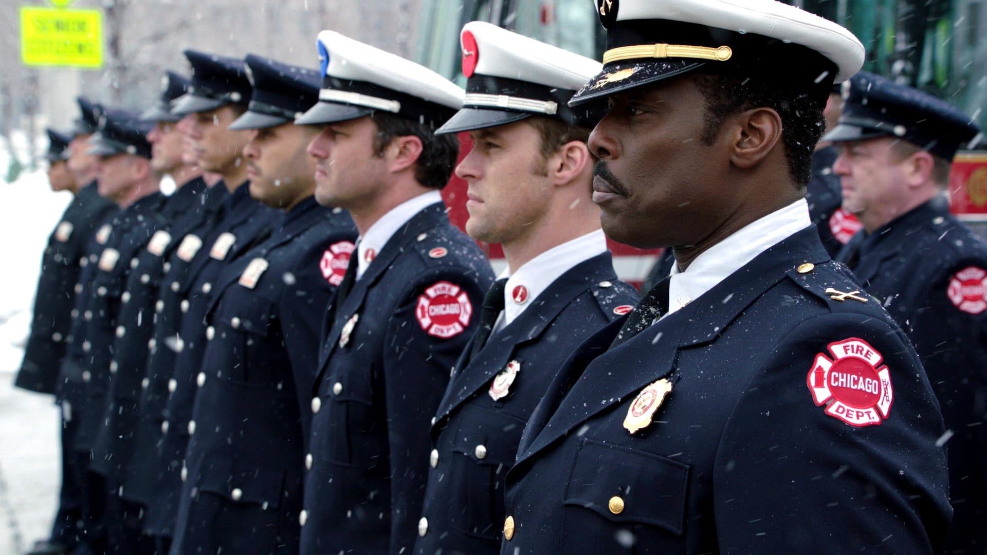 Chicago Fire Season 1 :Episode 20  Ambitionen