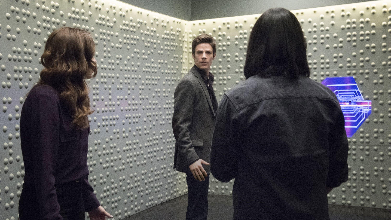The Flash Season 1 :Episode 20  The Trap