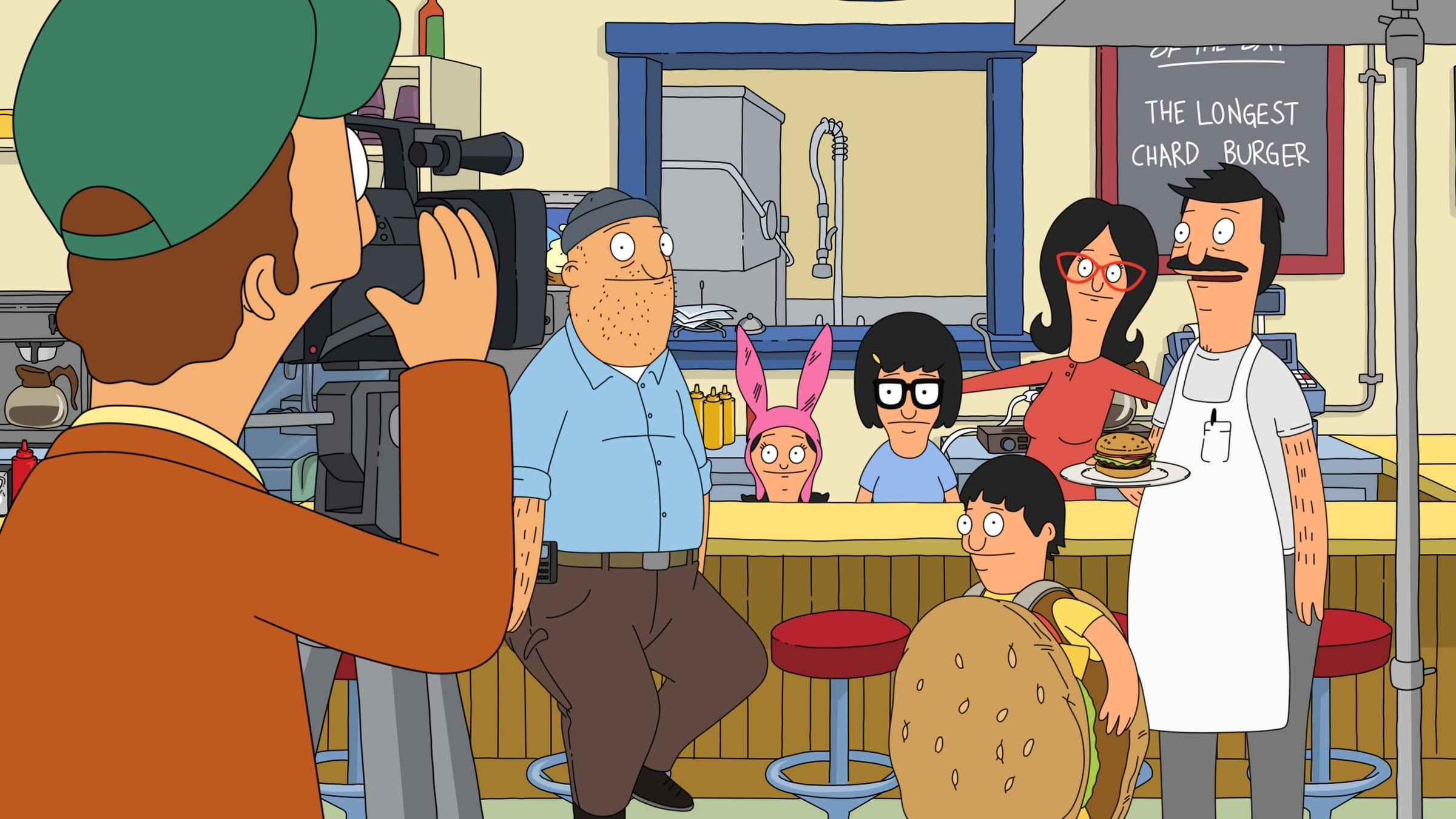 Bob's Burgers - Season 4 Episode 11 : Easy Commercial, Easy Gommercial