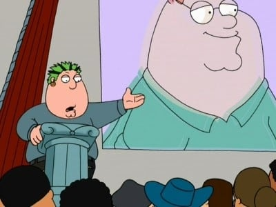 Family Guy Season 2 :Episode 11  A Picture Is Worth a 1,000 Bucks