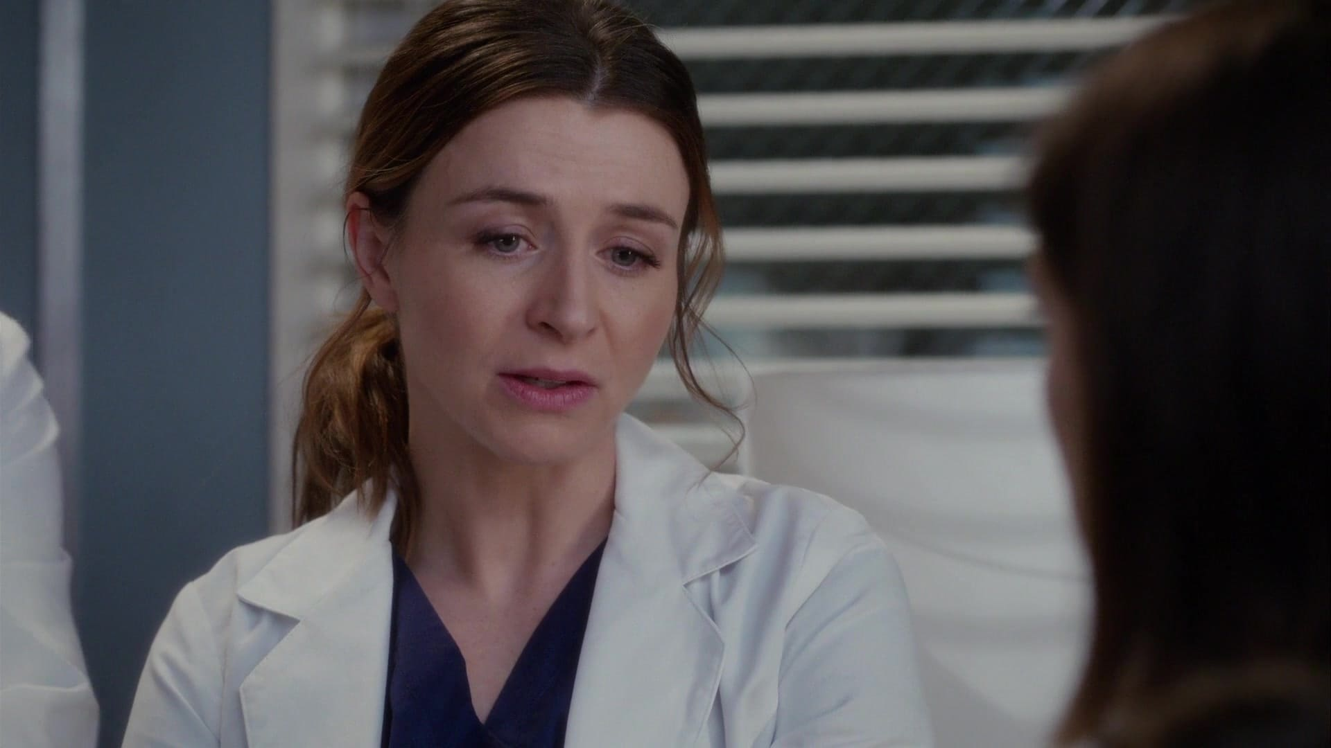 Grey's Anatomy Season 14 :Episode 18  Hold Back the River