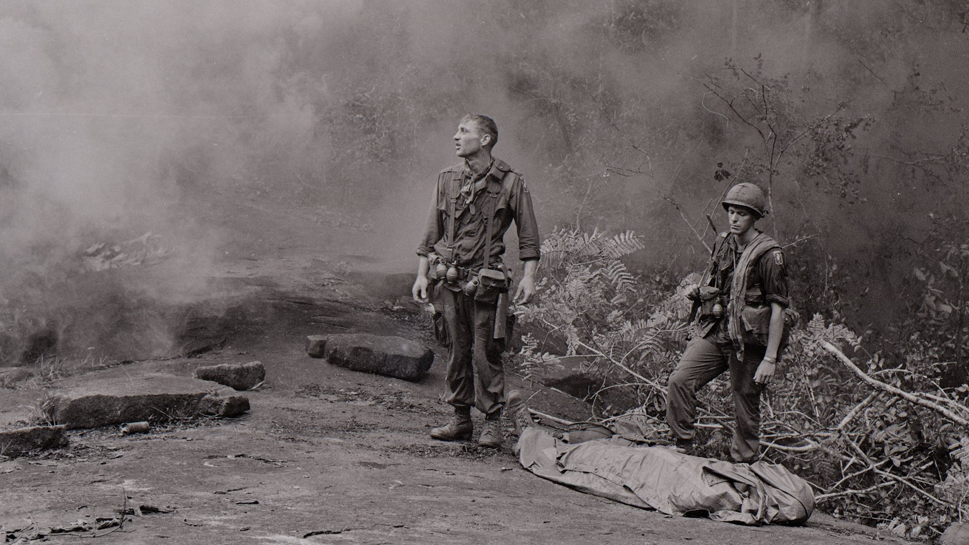 understanding the reasoning behind the us military participation in the vietnam war Opposition to the united states' involvement in the vietnam participation in the war  by the military draft with the war increasingly.