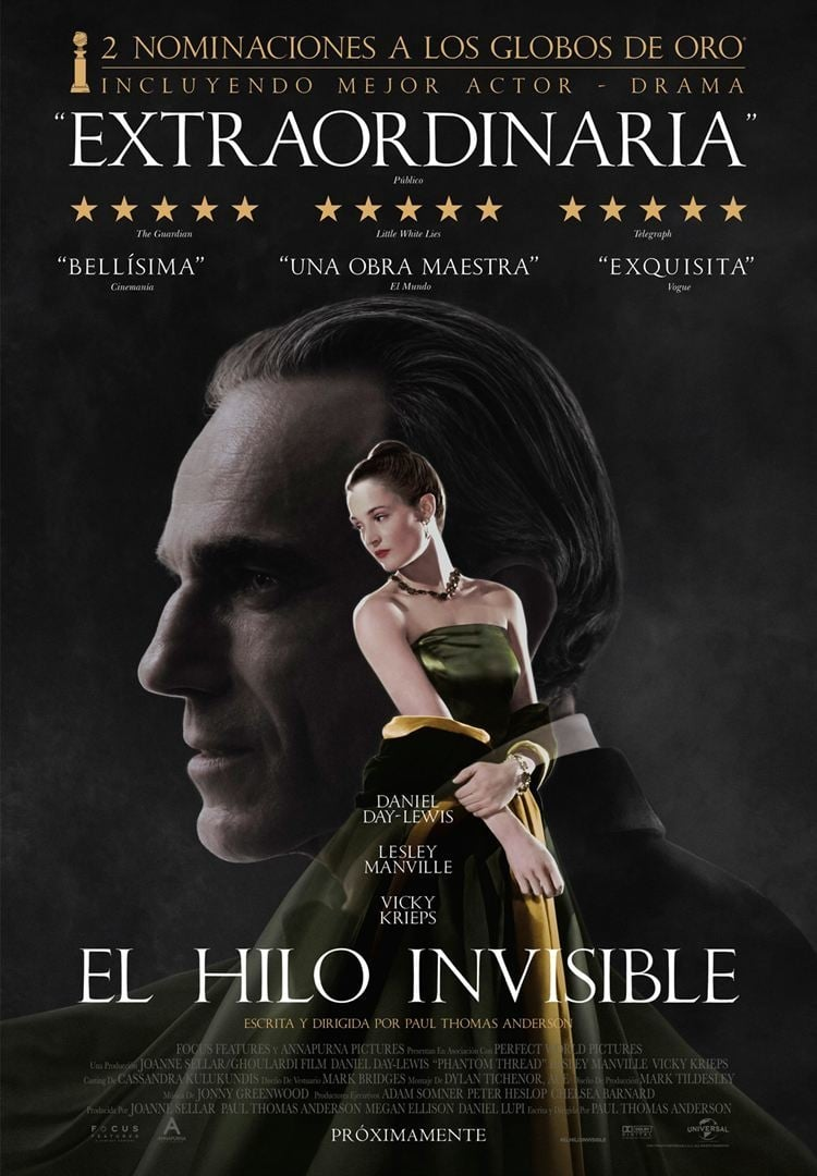 Póster El hilo invisible