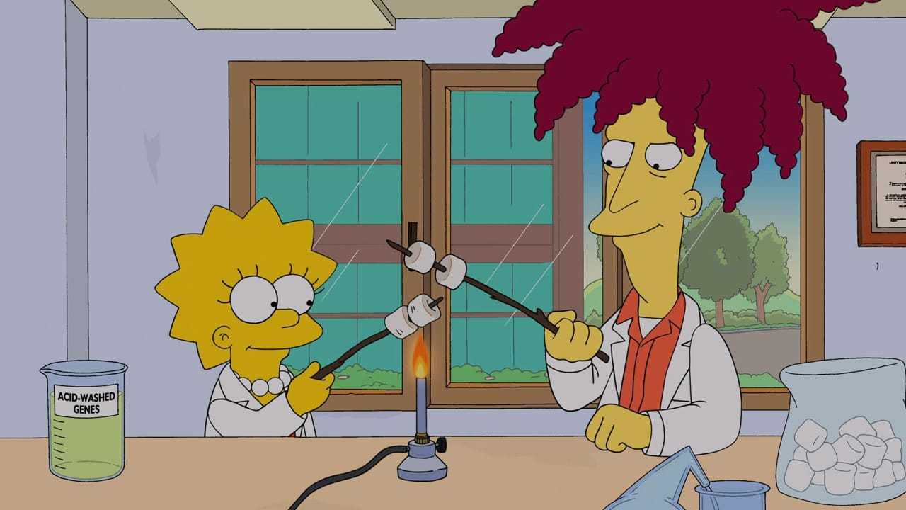 The Simpsons - Season 25 Episode 13 : The Man Who Grew Too Much