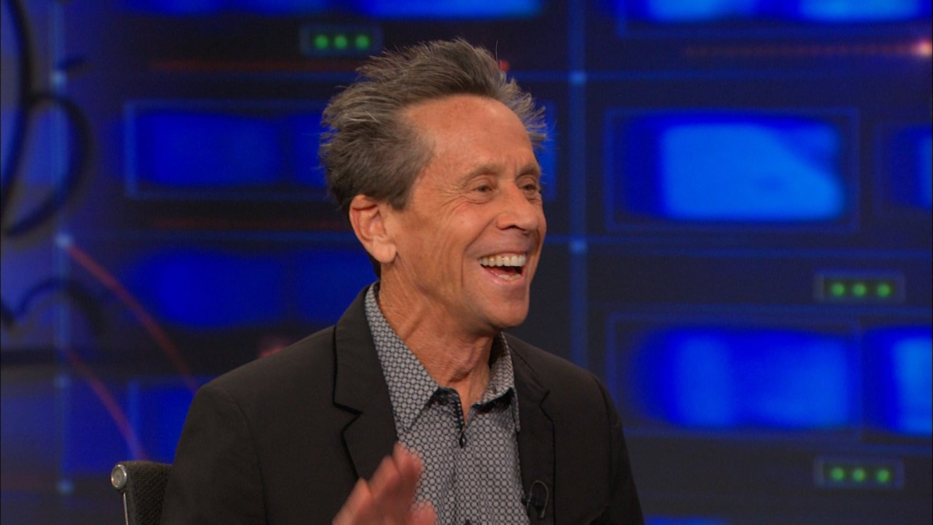 The Daily Show with Trevor Noah Season 20 :Episode 100  Brian Grazer