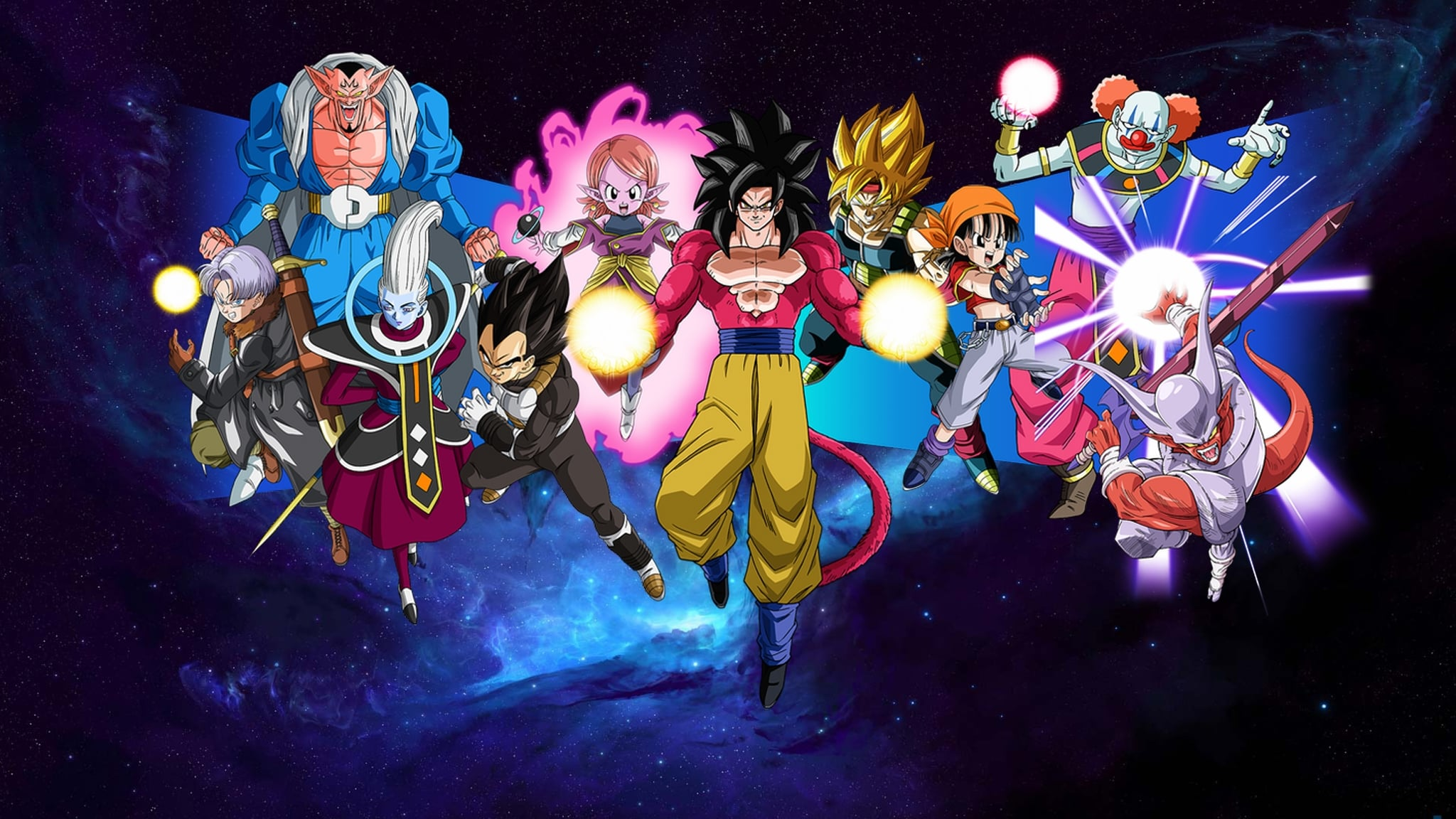 Super Dragon Ball Heroes - Universe Creation Arc