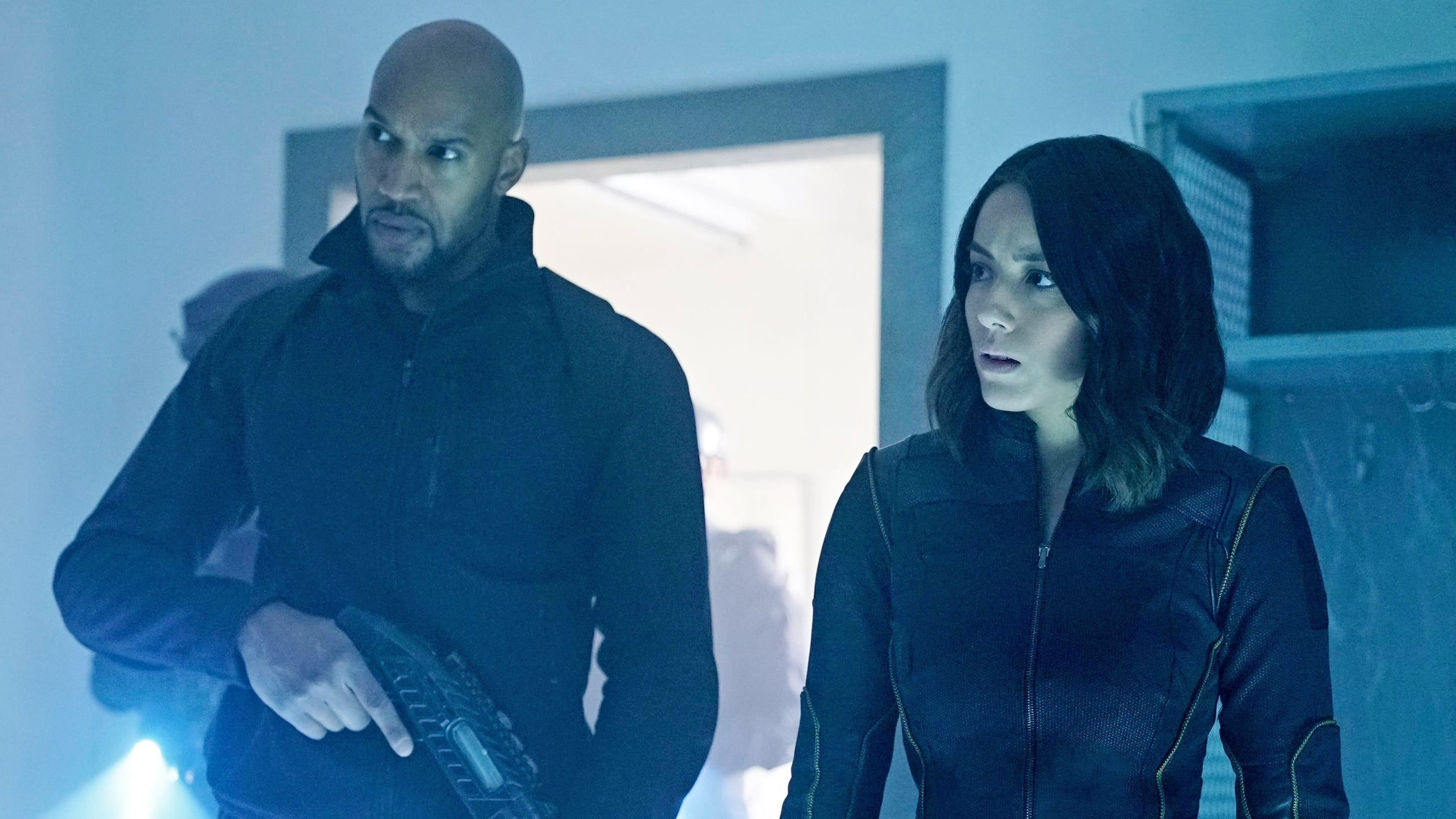 Marvel's Agents of S.H.I.E.L.D. Season 4 :Episode 14  The Man Behind the Shield
