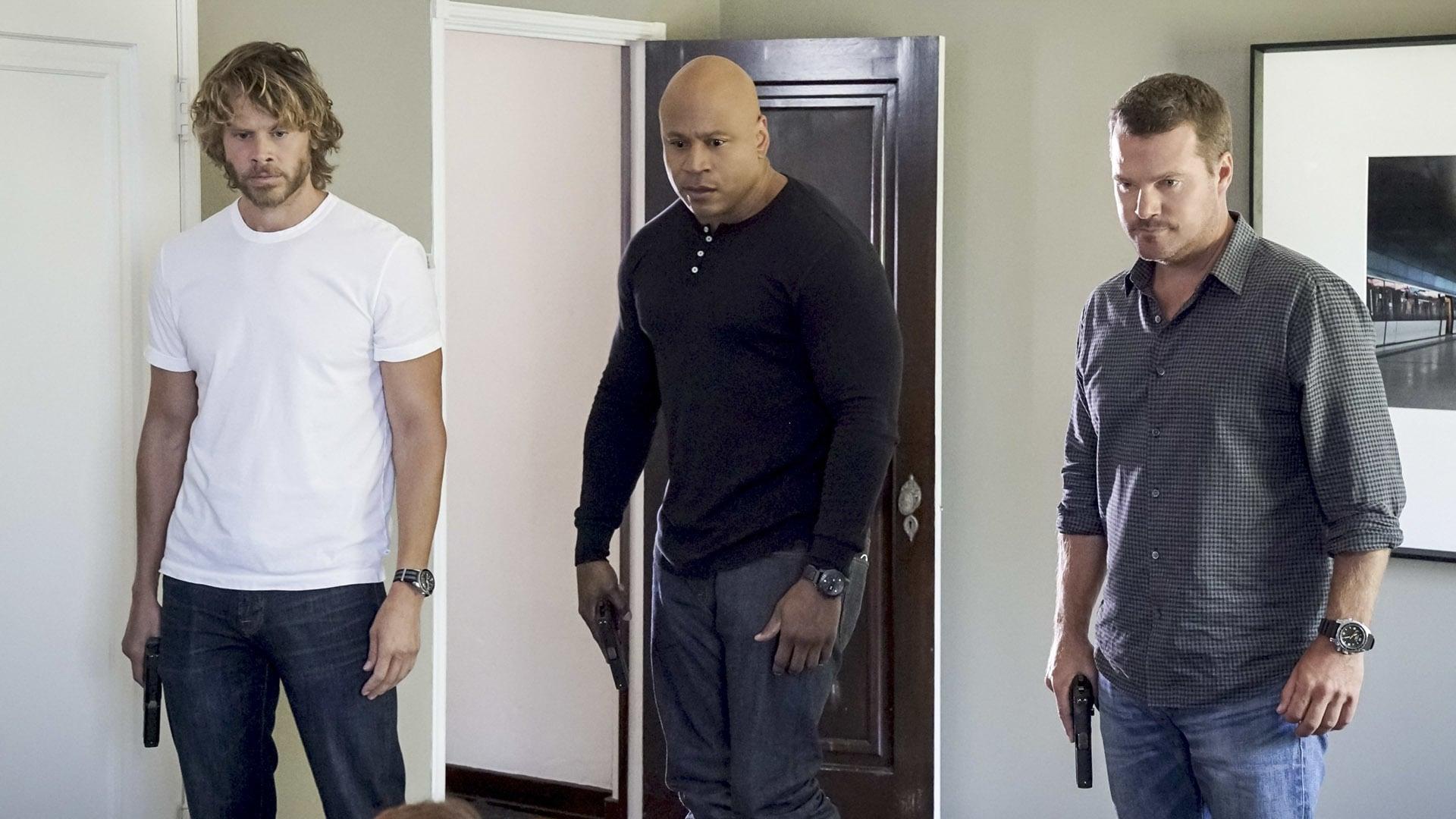 NCIS: Los Angeles Season 9 :Episode 3  Assets