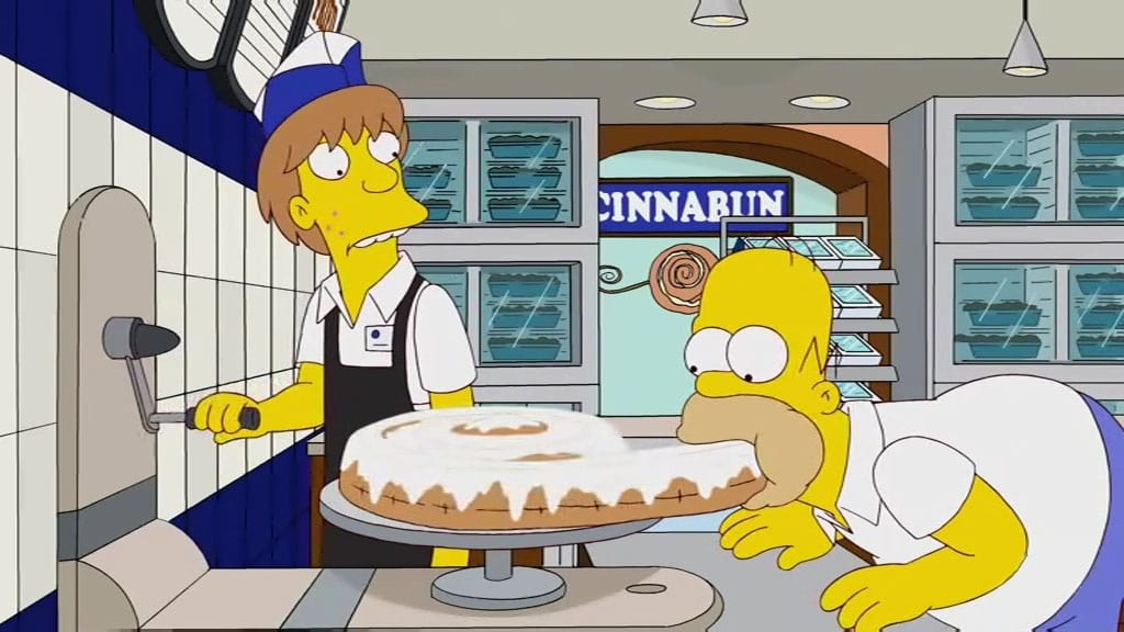 The Simpsons Season 23 :Episode 11  The D'oh-cial Network