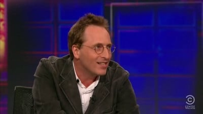 The Daily Show with Trevor Noah Season 16 :Episode 65  Jon Ronson