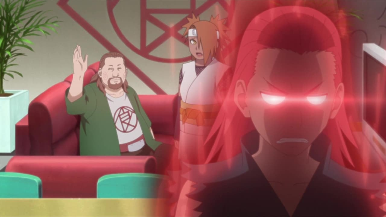 Boruto: Naruto Next Generations Season 1 :Episode 94  A Heaping Helping! The Eating Contest!