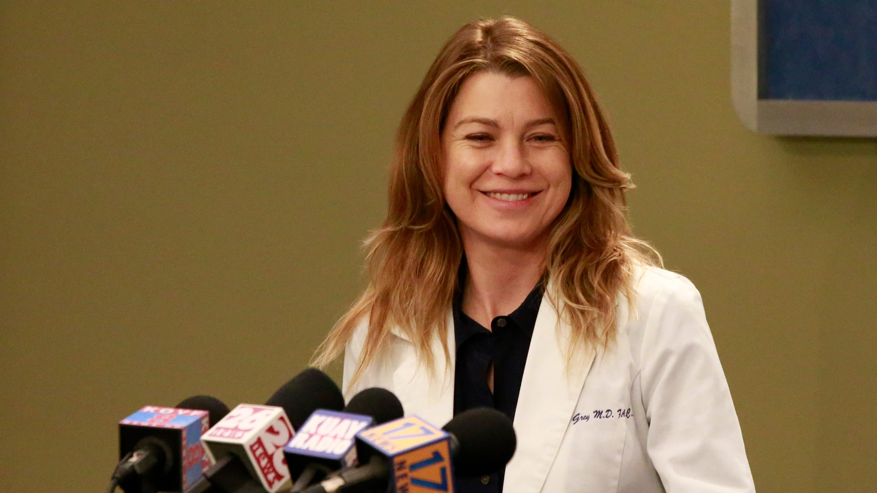 Grey's Anatomy Season 13 :Episode 21  Vertraute Gesten