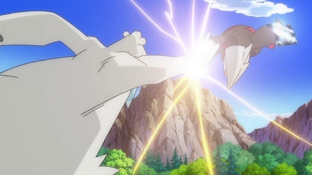 Pokémon Season 14 :Episode 33  Iris and Excadrill Against the Dragon Buster!
