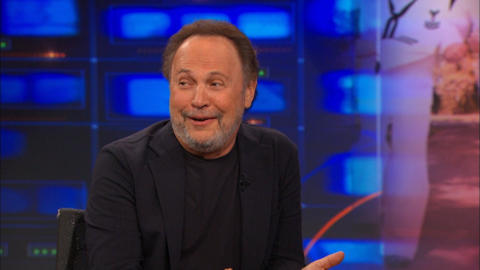 The Daily Show with Trevor Noah Season 20 :Episode 90  Billy Crystal