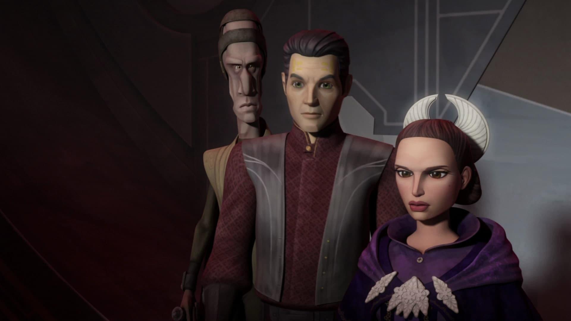 Star Wars: The Clone Wars - Season 6 Episode 5 : An Old Friend